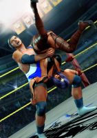 wrestling_2 by chaoreng123