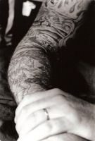 Tattooed and married by oreo5152002