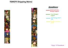 TDROTI Shipping Meme by TeamNoah