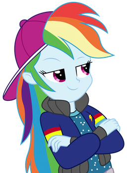 [Vector] Rapper Dash by SpottedLions by darkoverlords