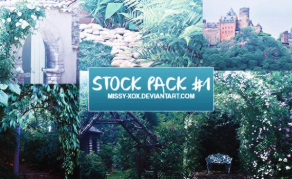 Stock Pack #1 by missy-xox