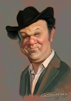 John C Reilly by NightshadeBerry
