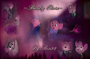 Basil and Olivia Wallpaper by LabyrinthQueen92