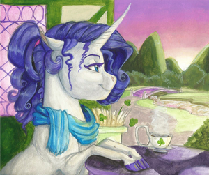 Morning Coffee by Earthsong9405