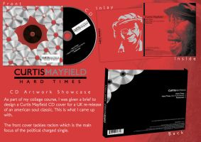 Curtis Mayfield CD Artwork by operation182