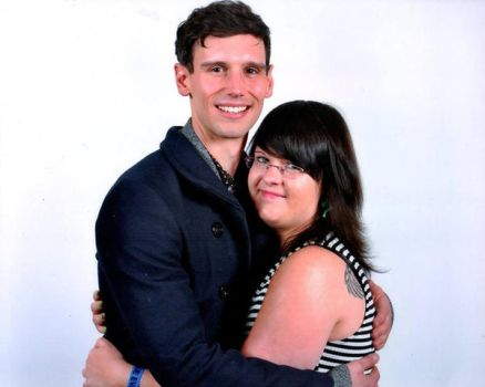 Meeting Cory Michael Smith 2 by punkette180