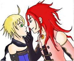 Tales of Symphonia -- Zemil by SuddenSociopath