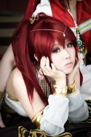 Go Matsuoka in Latin Version by maocosplay