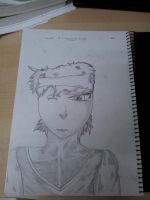first drawing-It's A Gangsta Life For Me. by MrP3pC