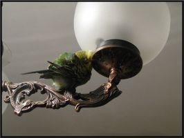 Lamp accessory by Mercilies
