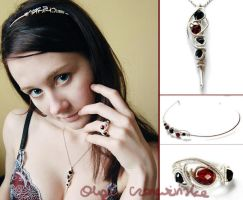 Ruby set by OlgaC