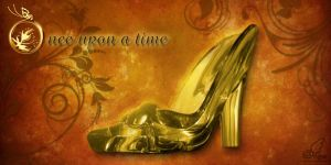 Once Upon A Time - Cendrillon/Cinderella by design-ange