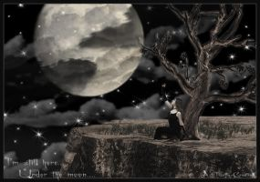 Under the Moon by Tizette-Creations