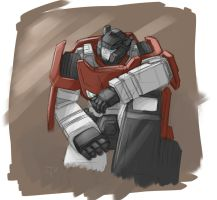 Sideswipe try by crimson-nemesis