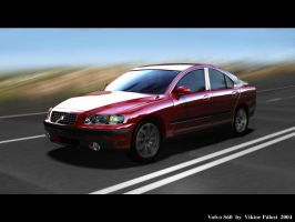 Volvo S60 by Lorddarthvik