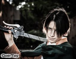 Levi - Dark by with-the-sky