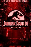 Jurassic Park IV Poster by PaulRom