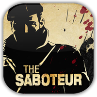 The Saboteur Game Icon by Wolfangraul