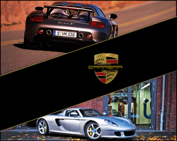Carrera GT by dyslexaphobia