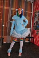 Rainbow Dash by cibo-black-cat