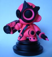 MMR-Pink Mini by MindoftheMasons
