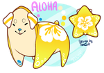 Starfish Pup - Aloha - FOR SALE [ends at 10pm EST] by Toucat