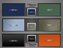 Crytek Wallpaper and Icon Multicoler Pack by jSerlinArt