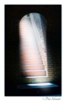 Staircase upwards to the light1 by Phototubby