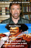 Chuck Norris Ownage by secret-lips-101