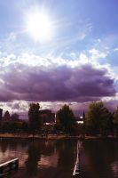 Above The Dark Cloud by NatPal