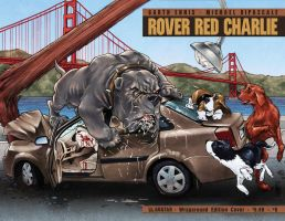 RoverRedCharlie 6 Wraparound by MDiPascale
