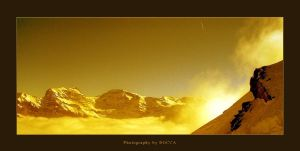 Above The Clouds 3 by Docca