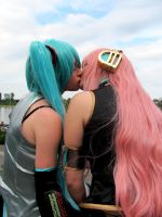So kiss me x3 by GermanCosplay