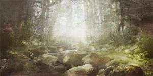 thick_forest by Ben-Andrews