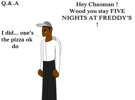 Chaoman AT Five Nights At Freddy's !!! by chaoman25