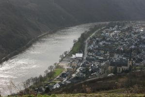 view at Mosel 58 by ingeline-art