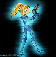 Samus-Blaineley by Heavenly-Bright