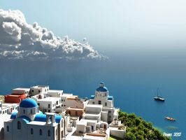 Greek Paradise by Lance66
