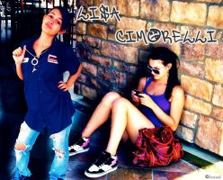 Lisa Cimorelli by ralxi