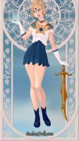 Greek Sailor Uranus by LadyIlona1984