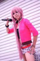 Hagane, M.Luka: Rock On! by cure-pain