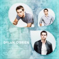 DYLAN O'BRIEN  PNG Pack #3 by LoveEm08