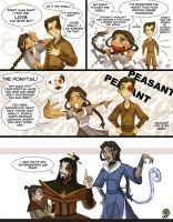Avatar: The Ponytail by carrinth