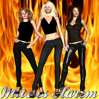 Charlies Angels by MitziesHarem