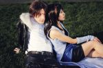 SquallxRinoa - Hope and Despair by CrystalMoonlight1