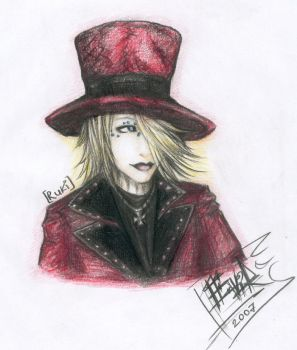 Top Hat xD by Evirka