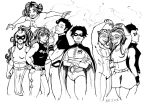 90s Young Justice by myboyrobin