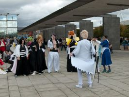 MCM London Comicon 11 by InvaderMas