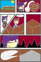 Birthday Gift fot Taireamfan14: Minecraft Grief by ChaosPower11
