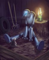 Robo by MauGee13